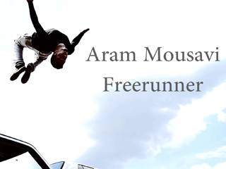 FreeRunner Aram Mousavi 2013  Reel